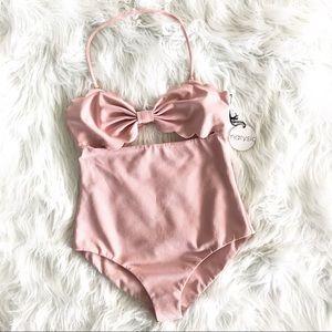 MARYSIA Antibes Maillot Cutout Swimsuit